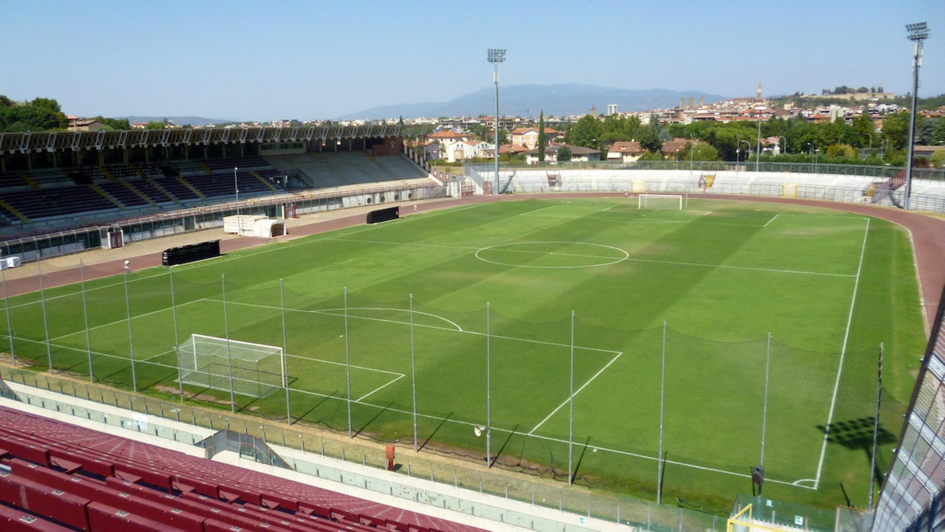 U.S. Arezzo – Como 2 - 2