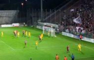 CALCIO: Arezzo 1 – Racing Roma 0