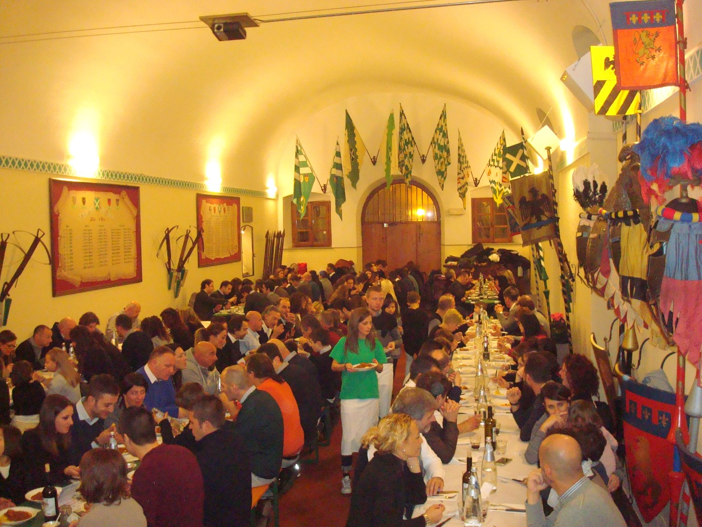 """Porta Sant'Andrea: sabato 20 ottobre la """"Cena dei figuranti"""""""