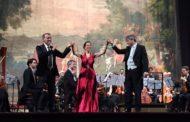 Grande successo del concerto del primo dell'anno al Teatro Petrarca