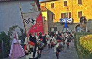 Il Gruppo Musici al Carnevale dei Figli di Bocco