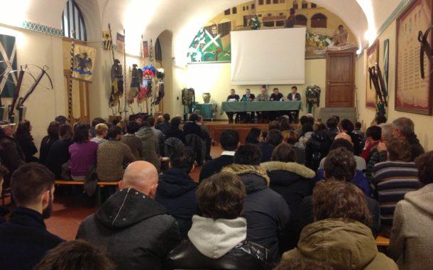 Assemblea dei soci nei Quartieri: Porta del Foro giovedì 20 febbraio, Porta Sant'Andrea venerdì 21.