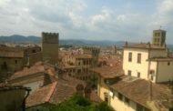 Conferenza al teatro Vasariano sull'Arezzo medievale