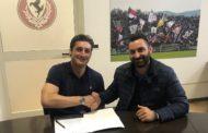 Firmato il rinnovo del contratto tra l'U.S. Arezzo e il Ds Roberto Gemmi