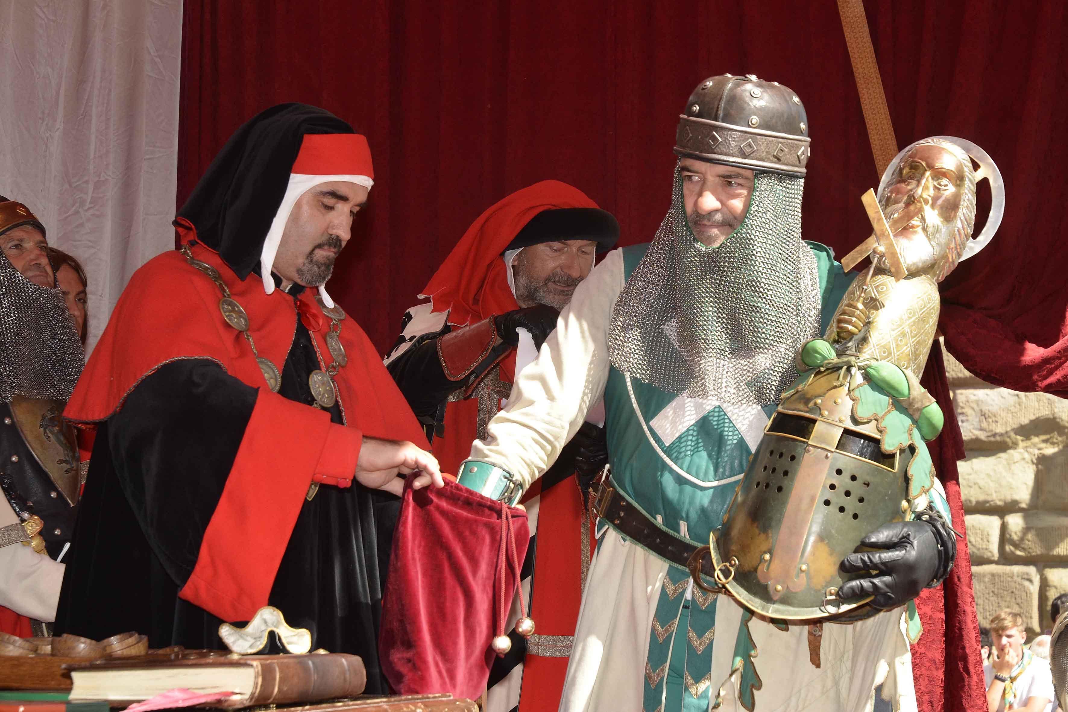 Giostra: domenica la Cerimonia dell'estrazione delle Carriere