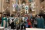 Porta Sant'Andrea: ieri il Te Deum in un tripudio di gioia