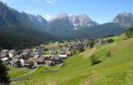 La firma del gemellaggio tra Arezzo e Sappada