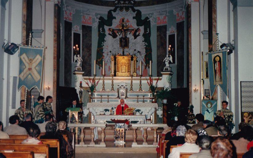 Porta Sant'Andrea: lunedì 30 novembre la festa del Patrono