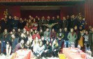 I giovani dei Quartieri al pranzo di solidarietà