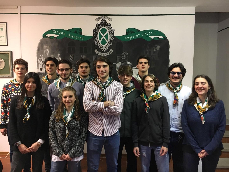 """Comitato Giovanile Porta Sant'Andrea: sabato 7 aprile la """"Cena d'insediamento"""""""