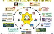 """Porta Sant'Andrea: la III° edizione del circuito """"RUN TEN 2018""""."""