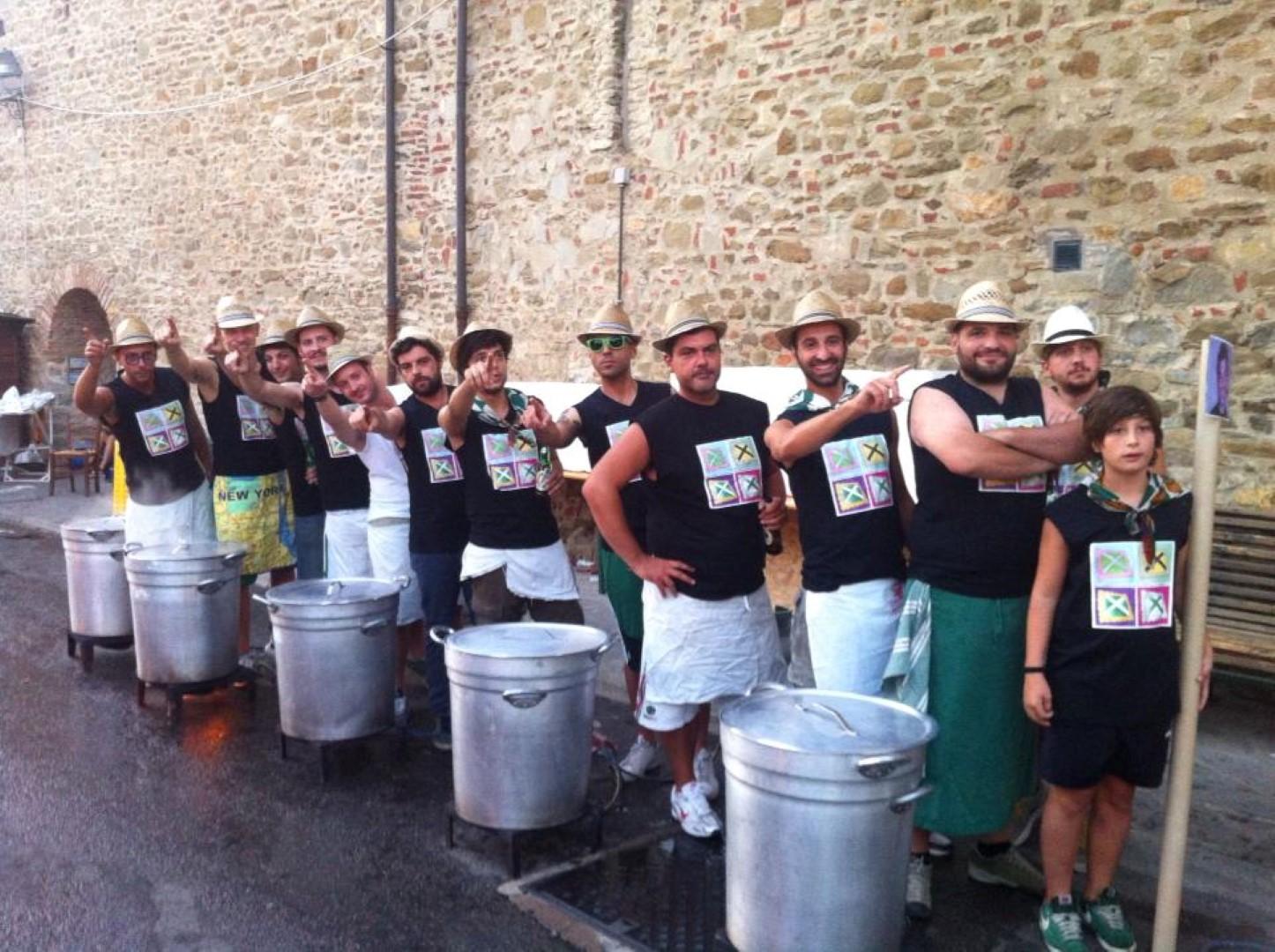 Porta Sant'Andrea: in arrivo Pizzeria e Raviolata al Quartiere