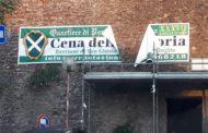Porta Sant'Andrea atto vandalico nella notte