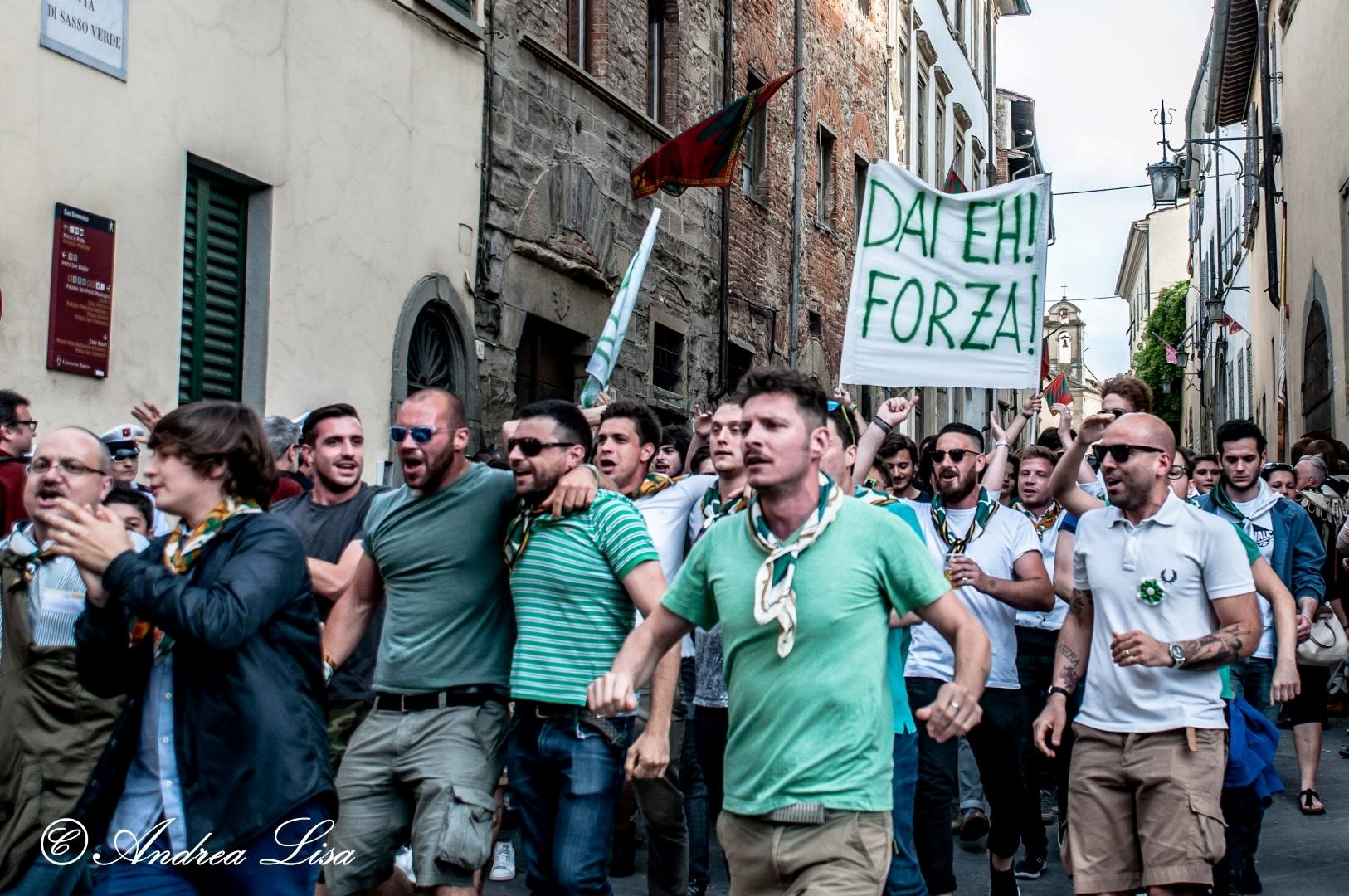 Porta Sant'Andrea: insediati i nuovi consiglieri. (Foto)