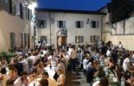 """Porta Sant'Andrea: sabato 8 settembre """"Cena con i Giostratori"""""""