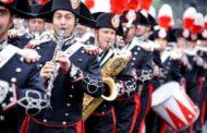Concerto di beneficenza della Fanfara dei Carabinieri per Casa Thevenin