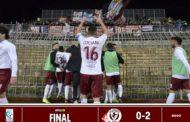 Calcio: Piacenza 0 – Arezzo 2