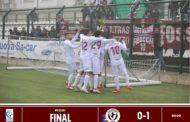 Calcio: Gozzano 0 – Arezzo 1
