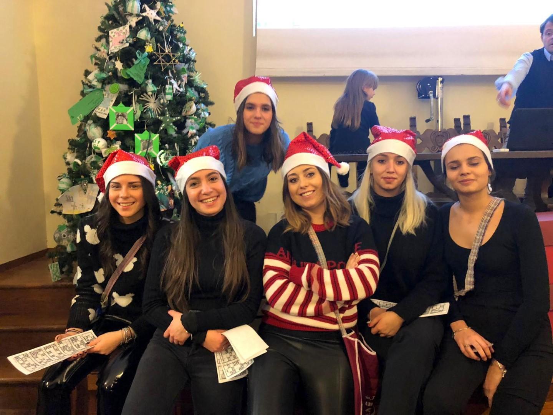 """Porta Sant'Andrea: dal """"Tombolone di Natale"""" sostegno alla fondazione """"il Cuore si scioglie""""."""