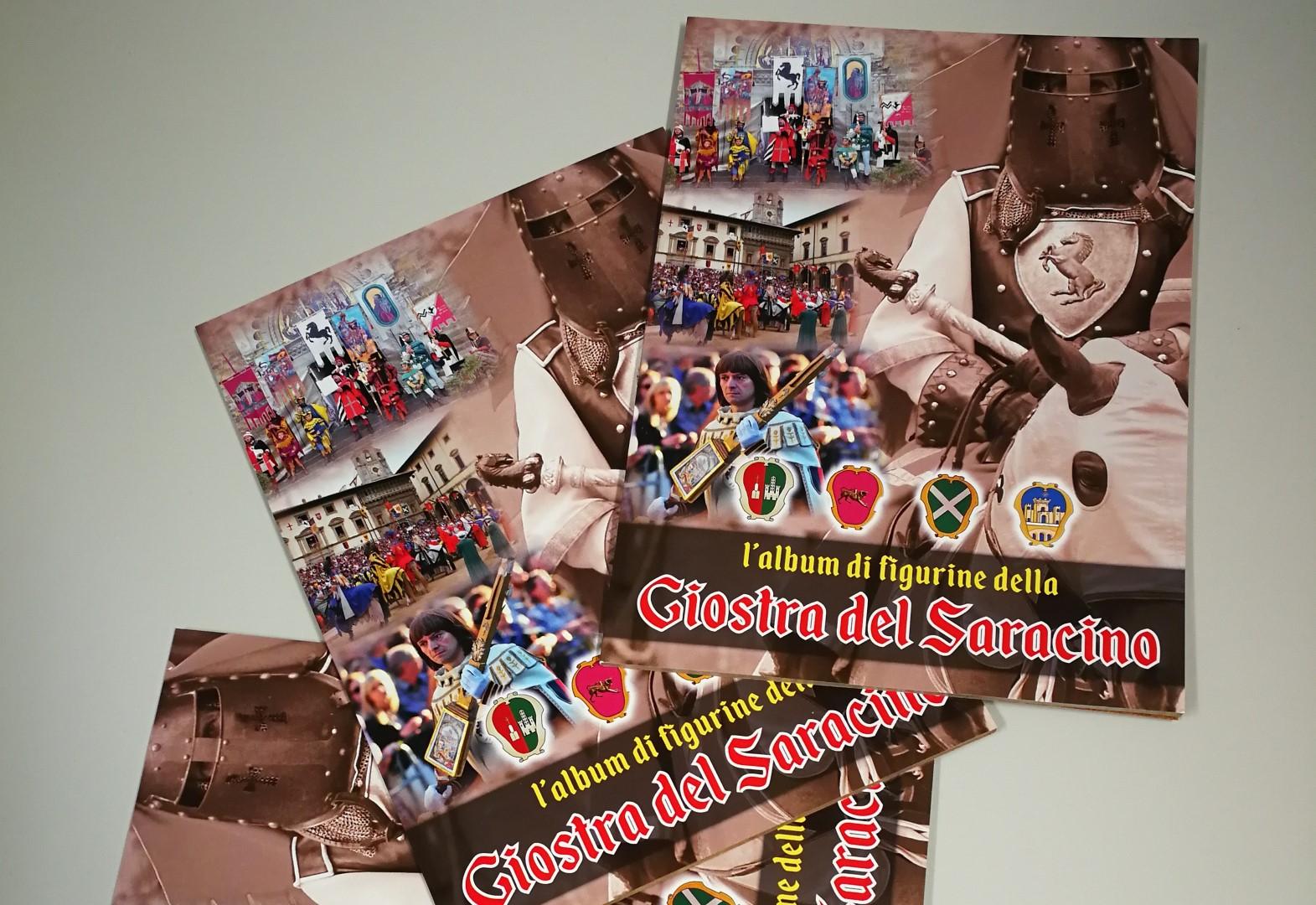 Figurine Saracino: da domani si completa l'album