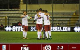 Calcio: Alessandria 2 – Arezzo 3