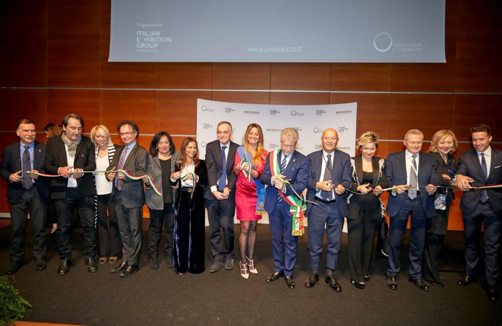 OROAREZZO 2019: vetrina internazionale della migliore oreficeria italiana