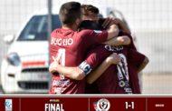 Calcio: Pro Patria 1 – Arezzo 1