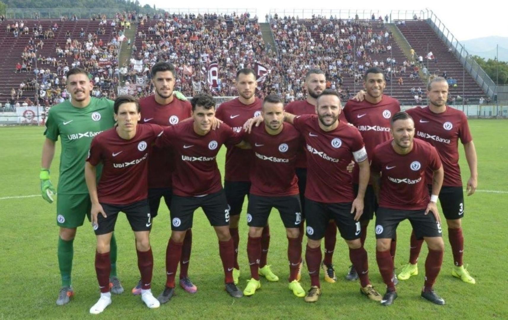Calcio: Arezzo 3 – Lecco 1
