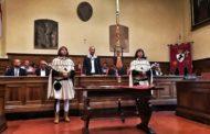 GIOSTRA: PRESENTATA LA LANCIA D'ORO