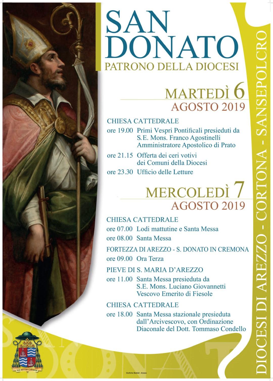 San Donato Calendario.Giostra L Offerta Del Cero A San Donato Il Bando