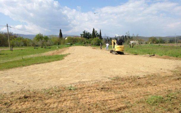 """Campo prova """"Sergio Borgogni"""": Porta del Foro è il proprietario del terreno"""