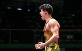 Riccardo Glave è il nuovo campione italiano di lotta greco romana