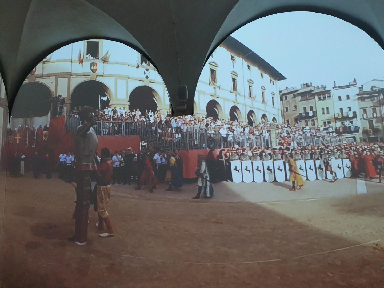 """Dal 6 agosto aperto il nuovo percorso espositivo """"I Colori della Giostra"""" (foto)"""