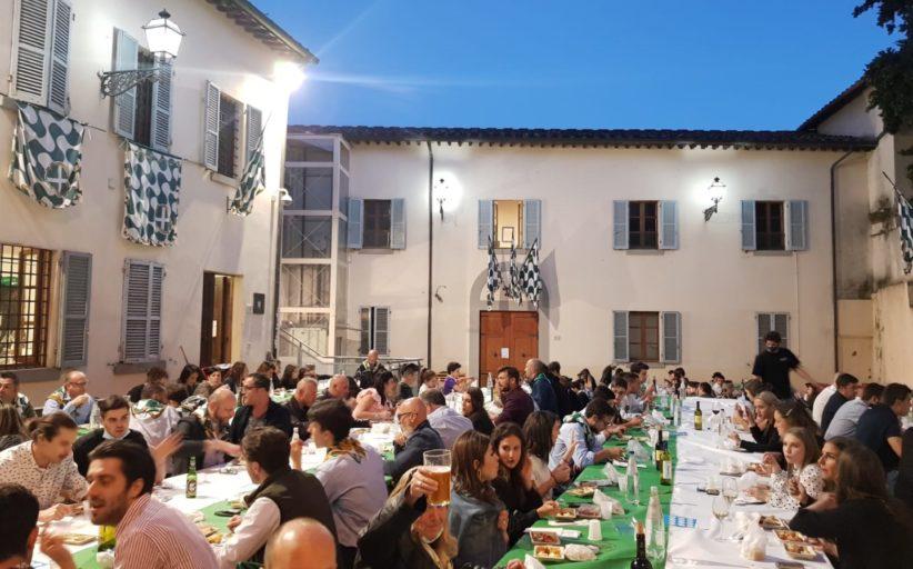 Porta Sant'Andrea: Giovedì 10 settembre pizzeria in sede