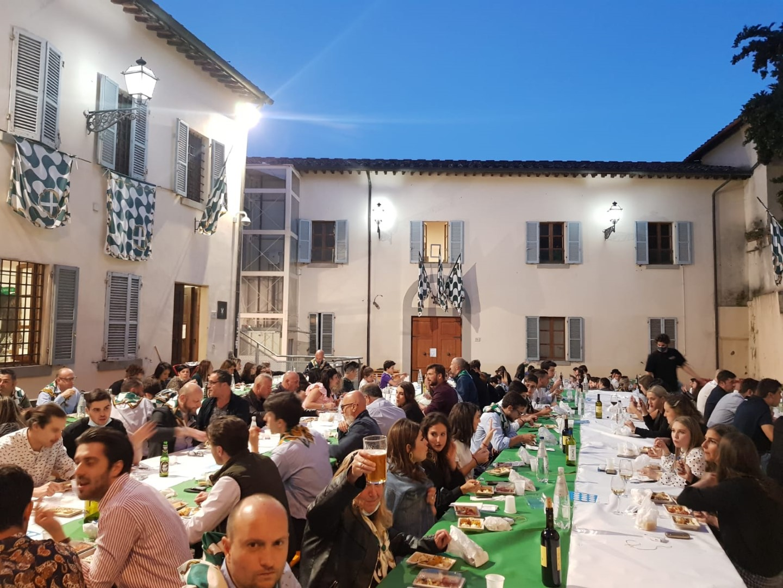 Porta Sant'Andrea: giovedì 6 agosto pizzeria al Quartiere