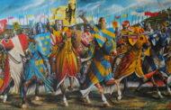 Signa Arretii commemora la battaglia di Campaldino