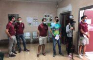 Donazione collettiva del gruppo AVIS Arbitri AIA di Arezzo